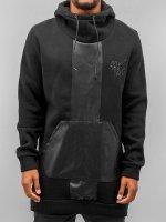 VSCT Clubwear Hoody Mesh zwart