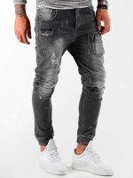 VSCT Clubwear Jean carotte antifit Noah gris