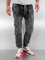 VSCT Clubwear Jean skinny Neo Cuffed gris