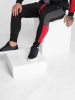 VSCT Clubwear Jogging kalhoty Biker čern