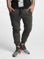 VSCT Clubwear joggingbroek Destroyed Biker khaki