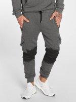 VSCT Clubwear Jogginghose Cargo Oiled grau
