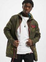 VSCT Clubwear Lightweight Jacket Contrast Rain olive