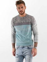 VSCT Clubwear Pullover Faded 90ies grau