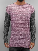 VSCT Clubwear Pullover 2 Colour Moulinee red