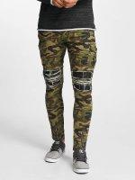VSCT Clubwear Reisitaskuhousut Warrior camouflage