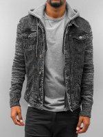 VSCT Clubwear Spijkerjasjes Hybrid Denim zwart