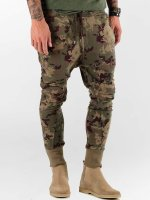 VSCT Clubwear Spodnie do joggingu Camo Sweat moro