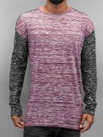 VSCT Clubwear Sweat & Pull 2 Colour Moulinee rouge