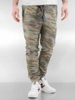 VSCT Clubwear Sweat Pant Raw Edge camouflage