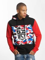 Who Shot Ya? Hoody Chillibash zwart