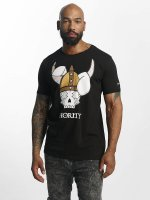 Who Shot Ya? T-Shirt Viking black