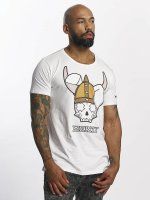 Who Shot Ya? T-Shirt Viking blanc