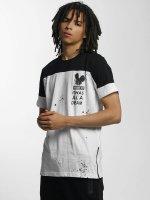 Who Shot Ya? T-shirts Contrast hvid