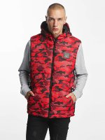 Who Shot Ya? Weste BigWho Quilted rot