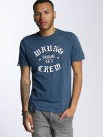 Wrung Division T-Shirt DA Crew bleu