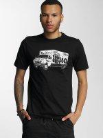 Wrung Division T-Shirty Truck czarny