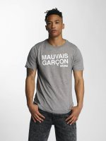 Wrung Division T-Shirty Mauvais Garcons szary