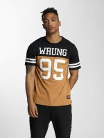 Wrung Division T-skjorter Beast svart