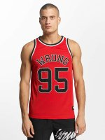 Wrung Division Tank Tops Teamster red