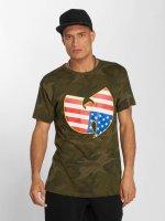 Wu-Tang t-shirt American Camo camouflage