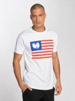 Wu-Tang T-Shirt Flag weiß