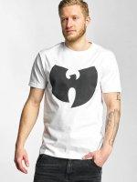 Wu-Tang t-shirt Logo wit