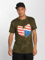 Wu-Tang T-shirts American Camo camouflage
