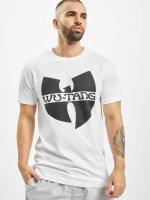 Wu-Tang T-skjorter Logo hvit