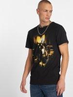 Wu-Tang T-skjorter Masks svart