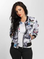Yakuza Bomber jacket Butterfly colored