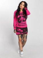 Yakuza Dress MPV Hooded pink