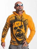 Yakuza Hettegensre Allover King oransje