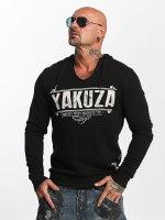Yakuza Hoodie Poverty black