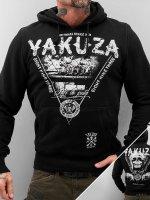 Yakuza Hoody Mexican zwart