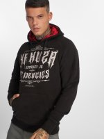 Yakuza Hoody Destructive Tendencies zwart