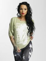 Yakuza Longsleeve Taste and Feel green