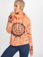 Yakuza Longsleeve Roots Shawl orange