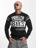 Yakuza Pullover Yent black