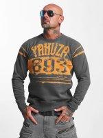 Yakuza Pullover Yent gray