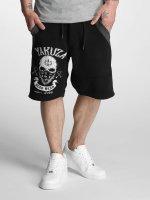 Yakuza Shorts Kanto nero