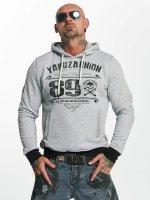 Yakuza Sudadera 893 Union gris