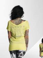 Yakuza T-paidat Respirator keltainen