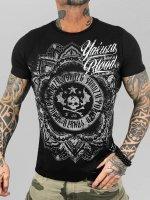 Yakuza T-Shirt Inked in Blood black