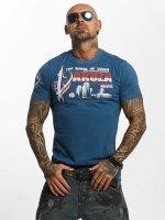 Yakuza T-Shirt Havoc blau