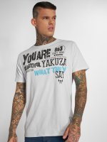Yakuza t-shirt U R Beautiful grijs
