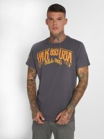 Yakuza T-Shirt Fallout gris