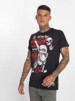 Yakuza T-shirt Cock Face nero