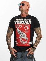 Yakuza T-Shirt Chockin Victim noir