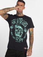 Yakuza T-Shirt Addicted noir